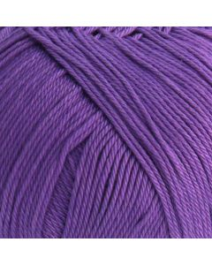 8/4 Mercerised Cotton - Violet