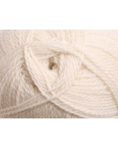 Ashford Tekapo - 8Ply - Natural White