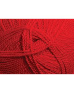 Ashford Tekapo - 8ply - Traditional Red
