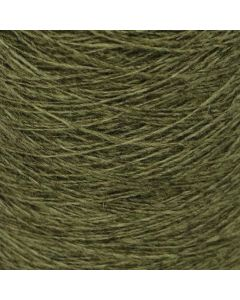 Laura's Loom Cumbrian Tweed - Moss