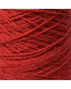New Lanark Wool Heather Blends - Cherry