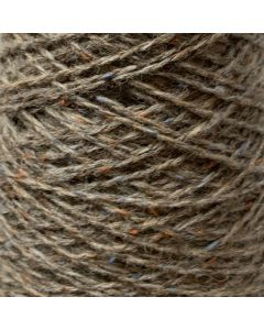 New Lanark Wool Donegal Silk Tweed - Light Graphite