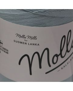 Molla Mills Cotton 20/12 - Misty Blue