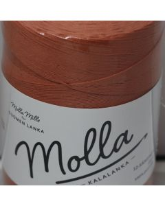 Molla Mills Cotton 20/12 - Rusty Red