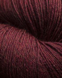 JaggerSpun Superwash Mousam Falls Sock Yarn - Garnet