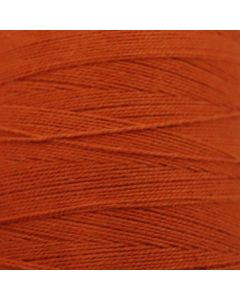 Garnhuset 8/2 Cotton - Burnt Orange