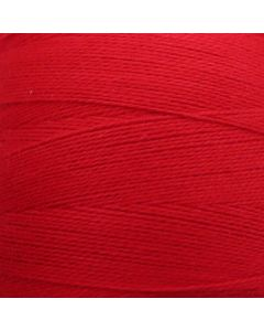 Garnhuset 8/2 Cotton - Bright Red