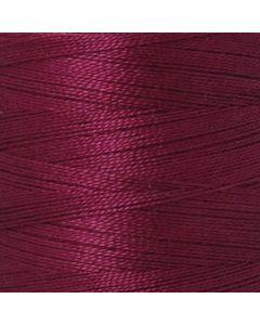 Garnhuset Eko Mercerised Cotton 16/2 - Wine  - 606