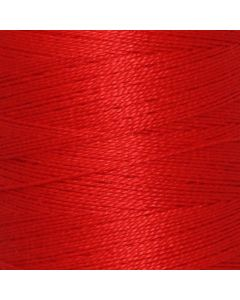 Garnhuset Eko Mercerised Cotton 8/2 - Hot Red - 840