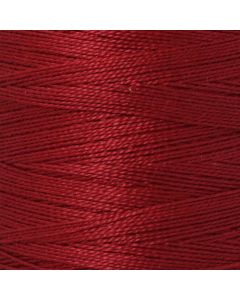Garnhuset Eko Mercerised Cotton 8/2 - Crimson - 848