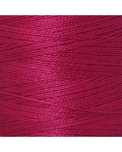Garnhuset Eko Mercerised Cotton 8/2 - Bright Pink - 849