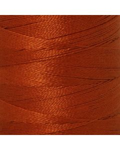 Garnhuset Eko Mercerised Cotton 16/2 - Rust - 652