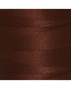 Garnhuset Eko Mercerised Cotton 8/2 - Dark Brown - 867