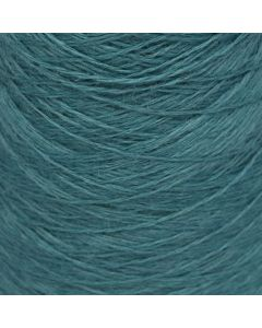LL Suri Alpaca/Blue Faced Leicester - Light Teal