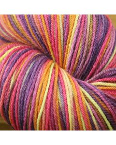 JaggerSpun Superwash Kokadjo - Secret Sunset