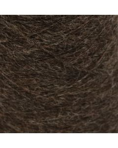 Laura's Loom Worsted Spun - 100% Blue Faced Leicester & Wensleydale - Natural Brown