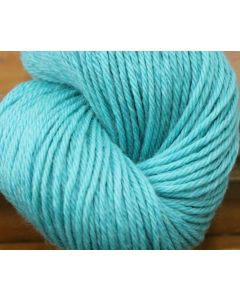 JaggerSpun Superwash Mousam Falls Sock Yarn - Aqua
