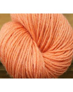 JaggerSpun Superwash Mousam Falls Sock Yarn - Persimmon
