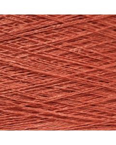 Växbolin Linen 12/2 - Brick Red