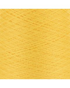 Valley Yarns Mercerised Cotton 3/2 - Banana - 1205 (Image courtesy of Valley Fibers)