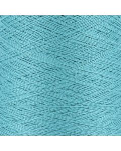 Valley Yarns Mercerised Cotton 5/2 - Porcelain Blue - 2166 (Image courtesy of Valley Fibers)