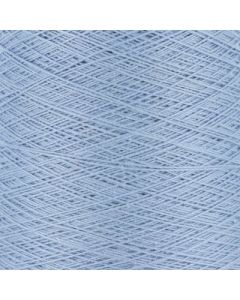 Valley Yarns Mercerised Cotton 3/2 - Celestial Blue - 2576 (Image courtesy of Valley Fibers)