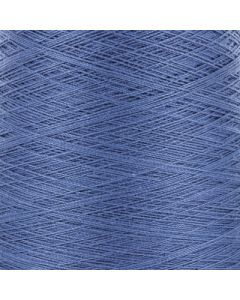 Valley Yarns Mercerised Cotton 5/2 - Wedgewood Blue - 2608 (Image courtesy of Valley Fibers)