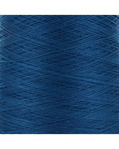 Valley Yarns Mercerised Cotton 3/2 - Ink Blue - 2625 (Image courtesy of Valley Fibers)