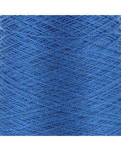 Valley Yarns Mercerised Cotton 3/2 - Victoria Blue - 2655 (Image courtesy of Valley Fibers)