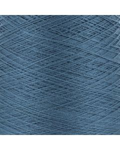 Valley Yarns Mercerised Cotton 5/2 - Grayed Blue - 2909 (Image courtesy of Valley Fibers)