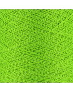 Valley Yarns Mercerised Cotton 3/2 - Lime green - 5211 (Image courtesy of Valley Fibers)