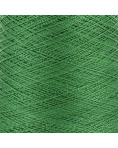 Valley Yarns Mercerised Cotton 3/2 - Pine Green - 5398 (Image courtesy of Valley Fibers)