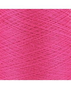 Valley Yarns Mercerised Cotton 3/2 - Azalea Pink - 6186 (Image courtesy of Valley Fibers)