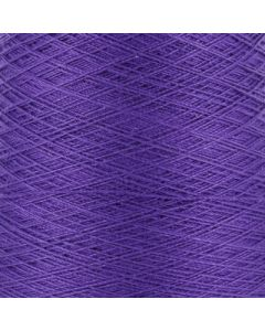 Valley Yarns Mercerised Cotton 10/2 - Deep Periwinkle - 6277 (Image courtesy of Valley Fibers)