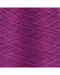 Valley Yarns Mercerised Cotton 3/2 - Magenta - 6307 (Image courtesy of Valley Fibers)