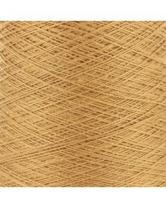 Valley Yarns Mercerised Cotton 5/2 - Golden Ochre - 7129 (Image courtesy of Valley Fibers)