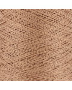 Valley Yarns Mercerised Cotton 3/2 - Camel - 7388 (Image courtesy of Valley Fibers)