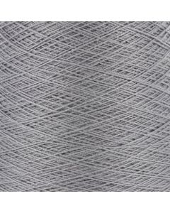 Valley Yarns Mercerised Cotton 3/2 - Frost Grey - 8798 (Image courtesy of Valley Fibers)