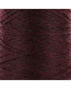 Webs Merino/Tencel 10/2 - Red Wine Heather
