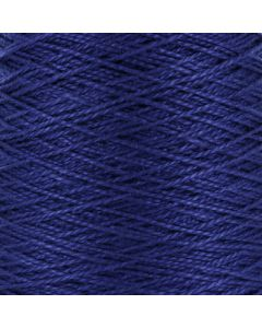 Valley Yarns Mercerised Cotton 3/2 - Admiral Blue - 2859 (Image courtesy of Valley Fibers)