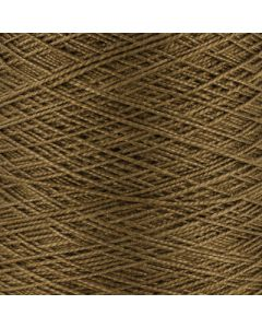 Valley Yarns Mercerised Cotton 5/2 - Madder Brown - 7382 (Image courtesy of Valley Fibers)