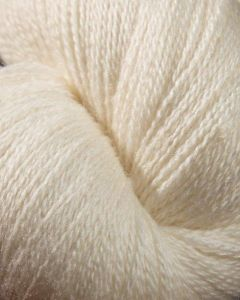 JaggerSpun Superfine Merino 18/2 - White