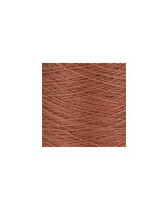 Valley Yarns Mercerised Cotton 5/2 - Baked Clay - 7285 (Image courtesy of Valley Fibers)