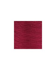 Valley Yarns Mercerised Cotton 5/2 - Burgundy - 3794 (Image courtesy of Valley Fibers)