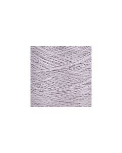 Valley Yarns Mercerised Cotton 3/2 - Lilac Snow - 6401 (Image courtesy of Valley Fibers)