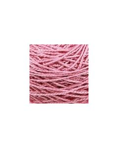 Valley Yarns Mercerised Cotton 3/2 - Melissa Pink - 3706 (Image courtesy of Valley Fibers)